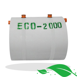 ECO septic tank full pack, 2,000 L Arad Bucuresti