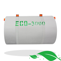 ECO septic tank full pack, 3,000 L Arad Bucuresti