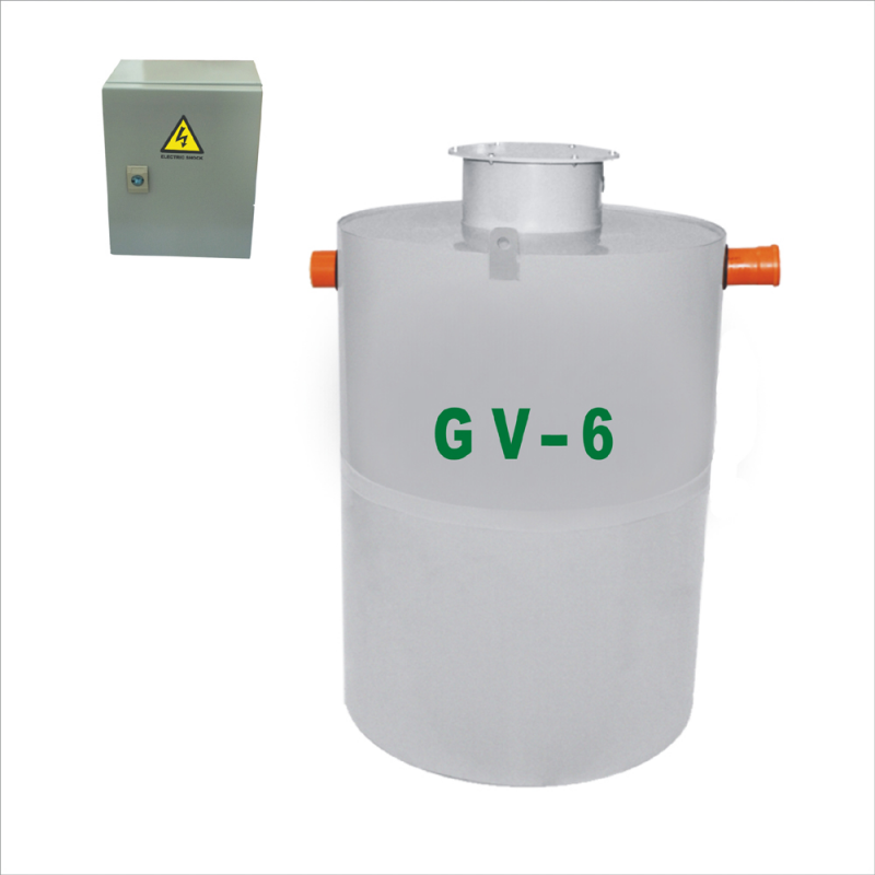 GV 6 treatment plant Arad Bucuresti