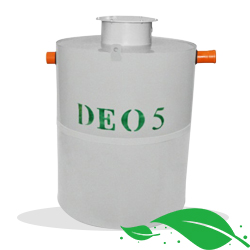 ECO DEO 5 oil and hydrocarbon separator Arad Bucuresti