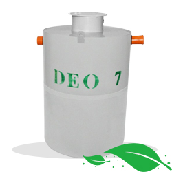 ECO DEO 7 oil and hydrocarbon separator Arad Bucuresti