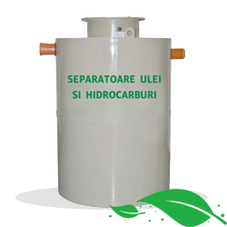 ECO DEO 17 oil and hydrocarbon separator Arad Bucuresti